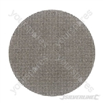 Hook & Loop Mesh Discs 150mm 10pk - 120 Grit