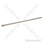 Crosshead Masonry Drill Bit - 16 x 400mm