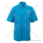 "Silverline Cotton Polo Shirt - Large (107cm / 42"")"