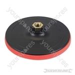 Hook & Loop Backing Pad - 150 x 10mm