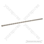Crosshead Masonry Drill Bit - 12 x 400mm