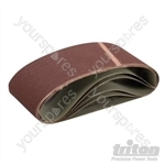 Sanding Belt 100 x 560mm 5pk - 120 Grit