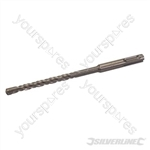 SDS Plus Crosshead Drill Bit - 7 x 160mm