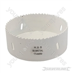 Bi-Metal Holesaw - 114mm