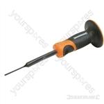 Pin Punch & Guard - 4 x 10 x 185mm