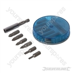 Screwdriver Bit Set 7pce - 7pce