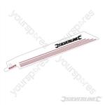 Recip Saw Blades 18tpi 5pk - 150mm