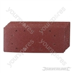 1/2 Sanding Sheets Punched 10pk - 60 Grit