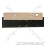 Rubber Squeegee - 150mm