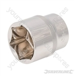"Socket 1/2"" Drive Imperial - 1-1/8"""