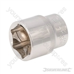 "Socket 1/2"" Drive 6pt Metric - 27mm"