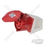 32A Surface-Mountable Socket - 400V 5 Pin