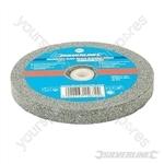 Aluminium Oxide Bench Grinding Wheel - 125 x 13mm Medium
