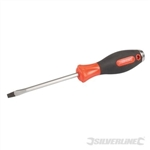 Hammer-Through Screwdriver Slotted - 6 x 100mm
