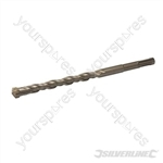 SDS Plus Crosshead Drill Bit - 14 x 210mm