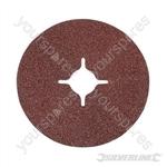 Fibre Discs 115 x 22.23mm 10pk - 60 Grit