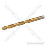 HSS Titanium-Coated Drill Bit - 8.0mm