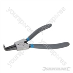 Bent External Circlip Pliers - 230mm