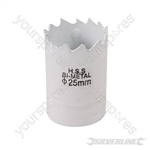 Bi-Metal Holesaw - 25mm