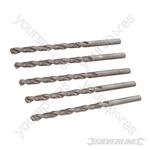 Metric HSS-R Long Series Bits 5pk - 6.0 x 139mm