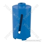 Diamond Core Drill Bit - 91 x 150mm