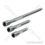 Extension Bar Set 3pce - 1/4""