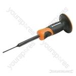 Pin Punch & Guard - 10 x 14 x 180mm