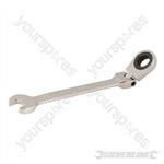 Flexible Head Ratchet Spanner - 12mm