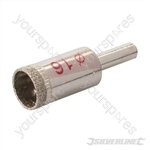 Diamond Dust Holesaw - 16mm
