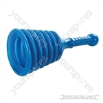 Sink Plunger - 130 x 310mm