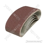 Sanding Belts 60 x 400mm 5pk - 40 Grit