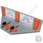 "Crown-Cut™ Crown Moulding Cutting Jig - 254mm (10"")"