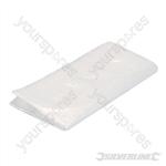 Dust Sheet Polythene - 3.6 x 2.7m
