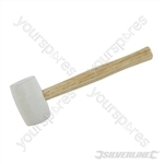 White Rubber Mallet - 16oz (454g)