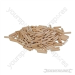 Dowel Pins 200pk - 6 x 30mm