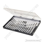 Jewellers Precision Screwdriver Set 16pce - 16pce