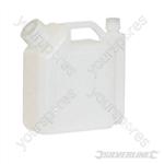 2-Stroke Fuel Mixing Bottle - 1Ltr
