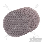 Hook & Loop Mesh Sanding Disc 125mm 10pk - 240 Grit