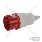 16A Plug - 400V 5 Pin