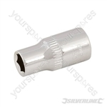 "Socket 1/4"" Drive Metric - 6mm"