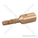 Tungsten Carbide Mortar Rake - 10mm Coarse