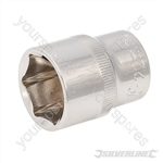 "Socket 1/2"" Drive 6pt Metric - 22mm"