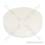 Hook & Loop Foam Polishing Head - 150 x 38mm