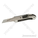25mm Metal Snap-Off Knife - 25mm
