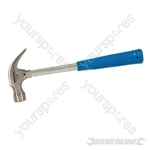 Tubular Shaft Claw Hammer - 8oz (227g)