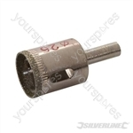 Diamond Dust Holesaw - 25mm
