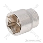 "Socket 1/2"" Drive 6pt Metric - 30mm"