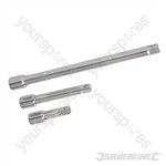 Extension Bar Set 3pce - 1/2""