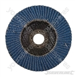 Zirconium Flap Disc - 100mm 40 Grit