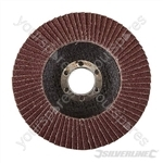 Aluminium Oxide Flap Disc - 115mm 60 Grit
